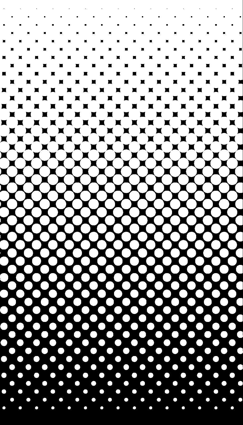 halftone gradient